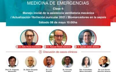 II Curso Internacional de Medicina de Emergencias